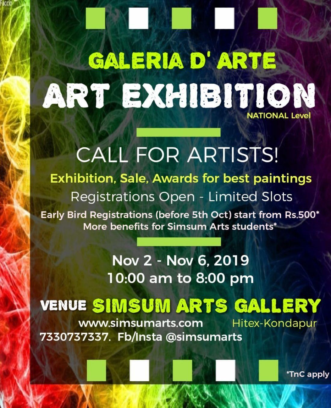 Galeria DArte - ART EXHIBITION