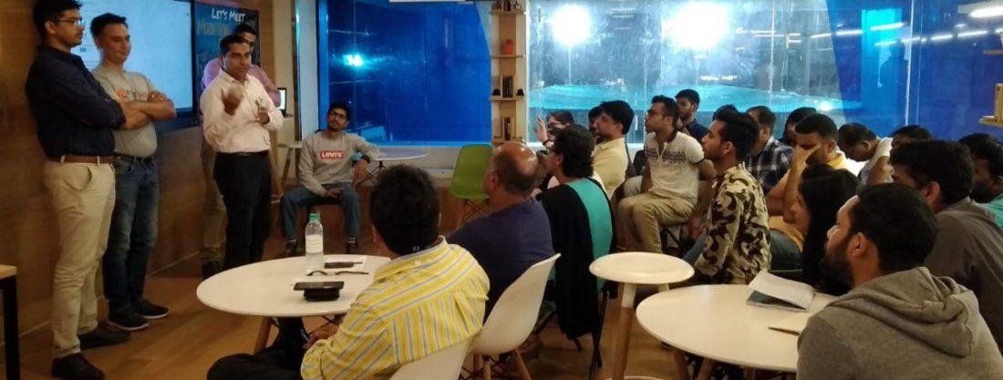 Co-Founder Meet - October 2019 Edition at Bengaluru