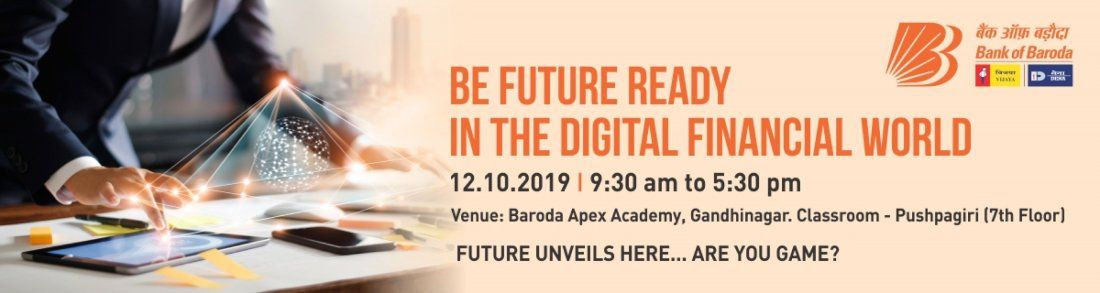 Be Future Ready in the Digital Financial World