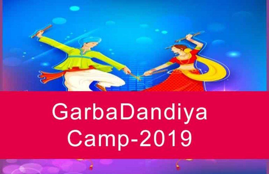 Garba Dandiya Camp-2019