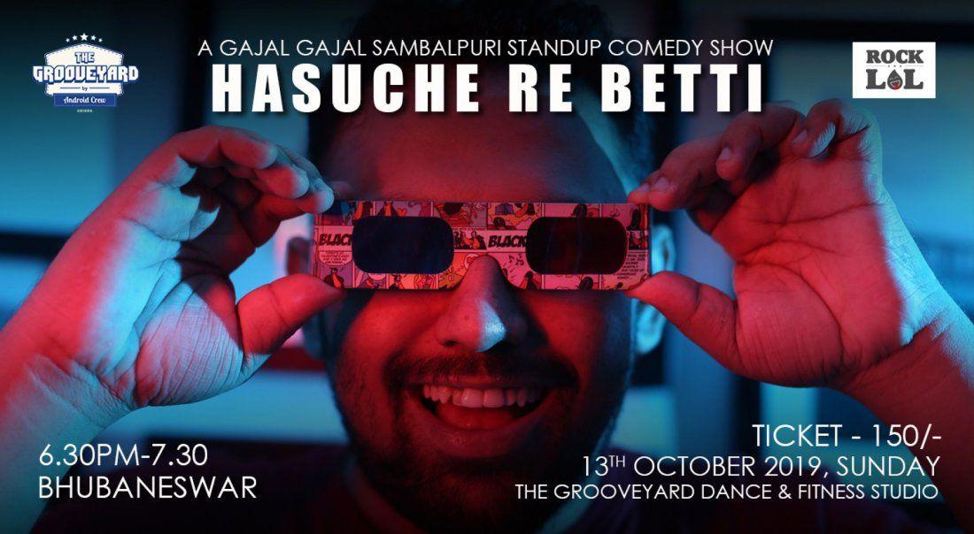 Hasuche re betti - a gajal gajal sambalpuri stand up comedy show
