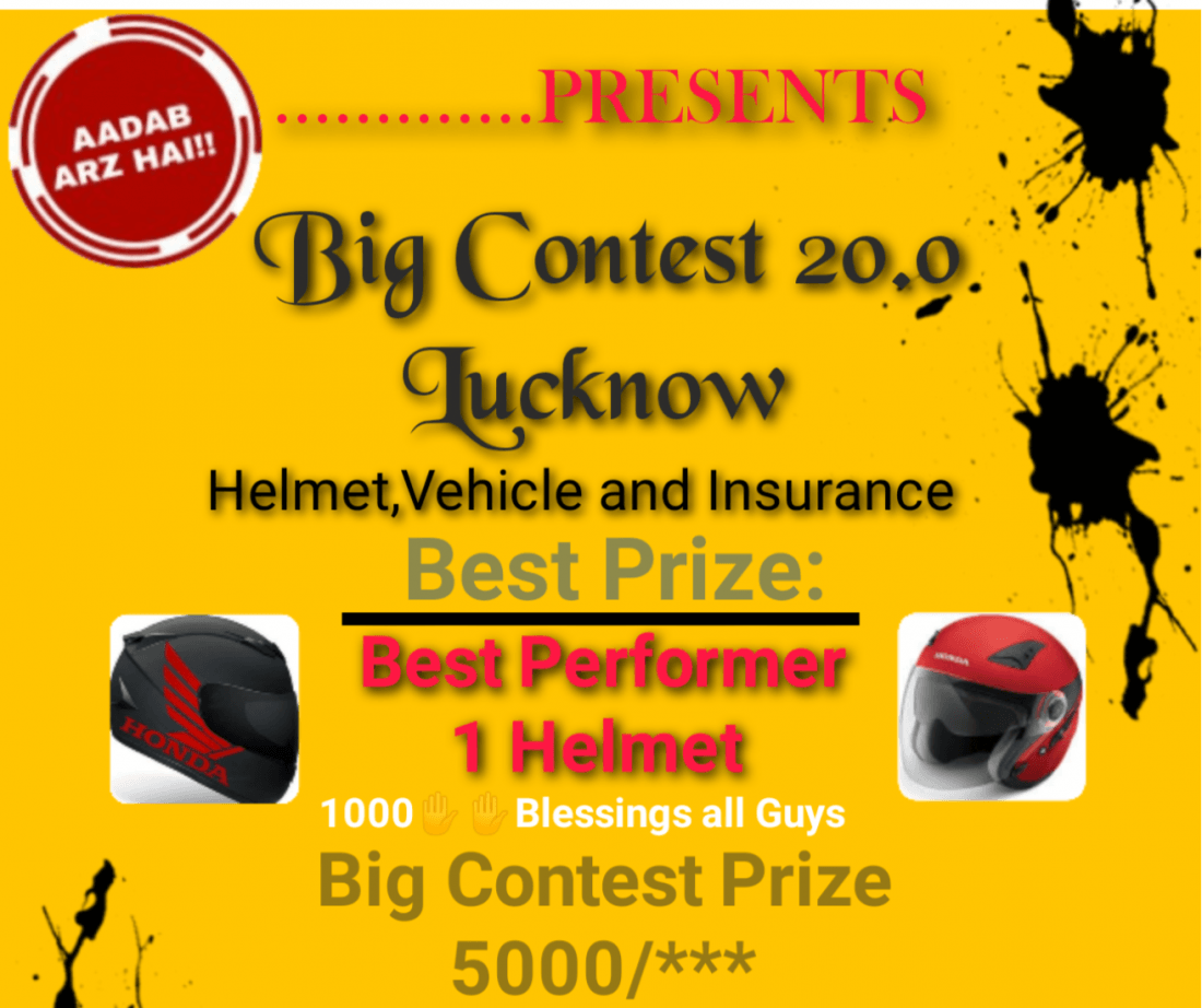 Aadab Arz Hai Big Contest 20.0 Lucknow