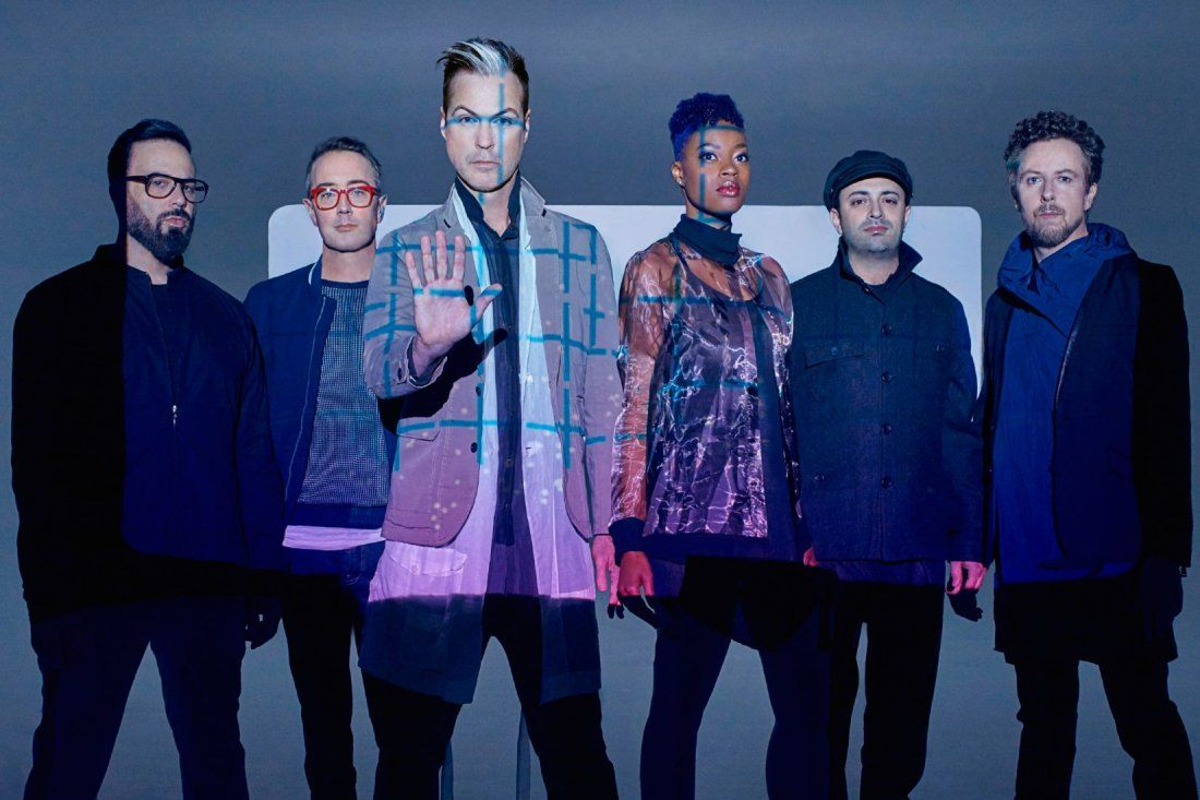 Fitz and The Tantrums & Twin XL at The Senate at Tin Roof Columbia SC