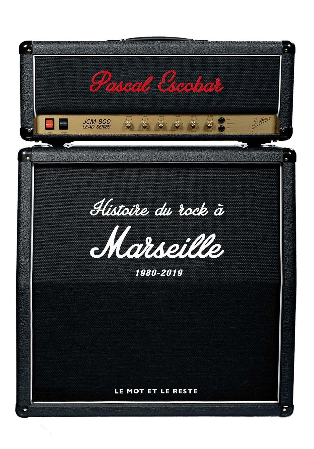 Concerts pour la sortie du livre Marseille Rock 1980-2019