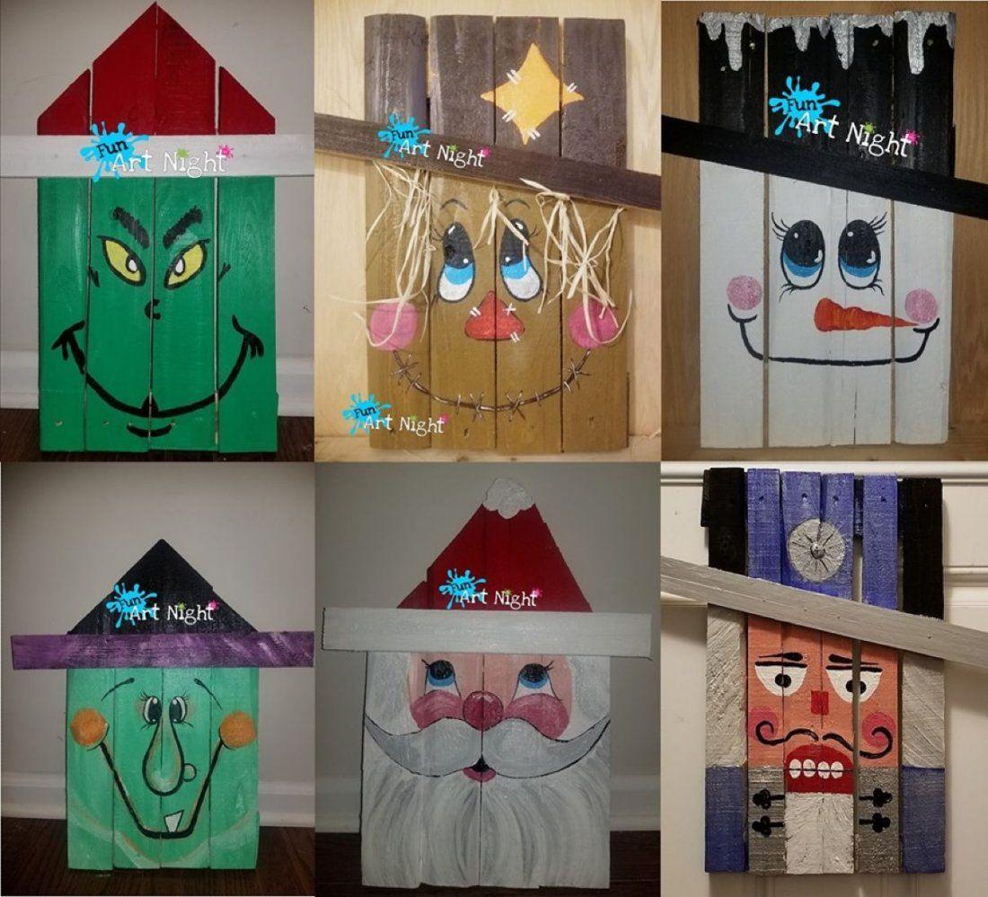 Paint & Pints Paint Your Pallet Your choice in Staunton