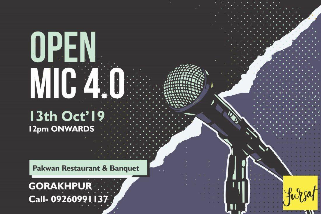 Open Mic 4.0
