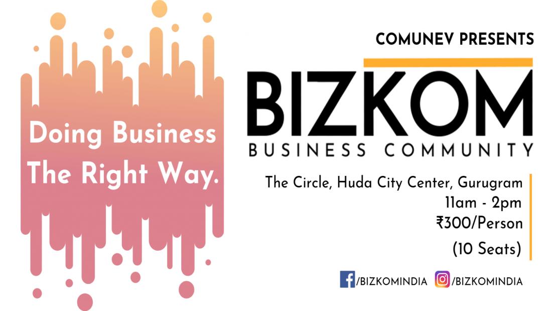 Bizkom - Business Networking | Event in New Delhi | AllEvents.in