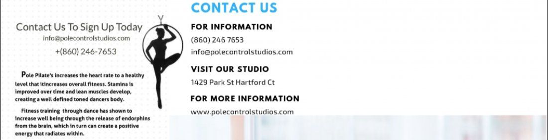 Grand Opening Pole Control Studios Hartford