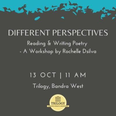 Different Perspectives - A Poetry Workshop