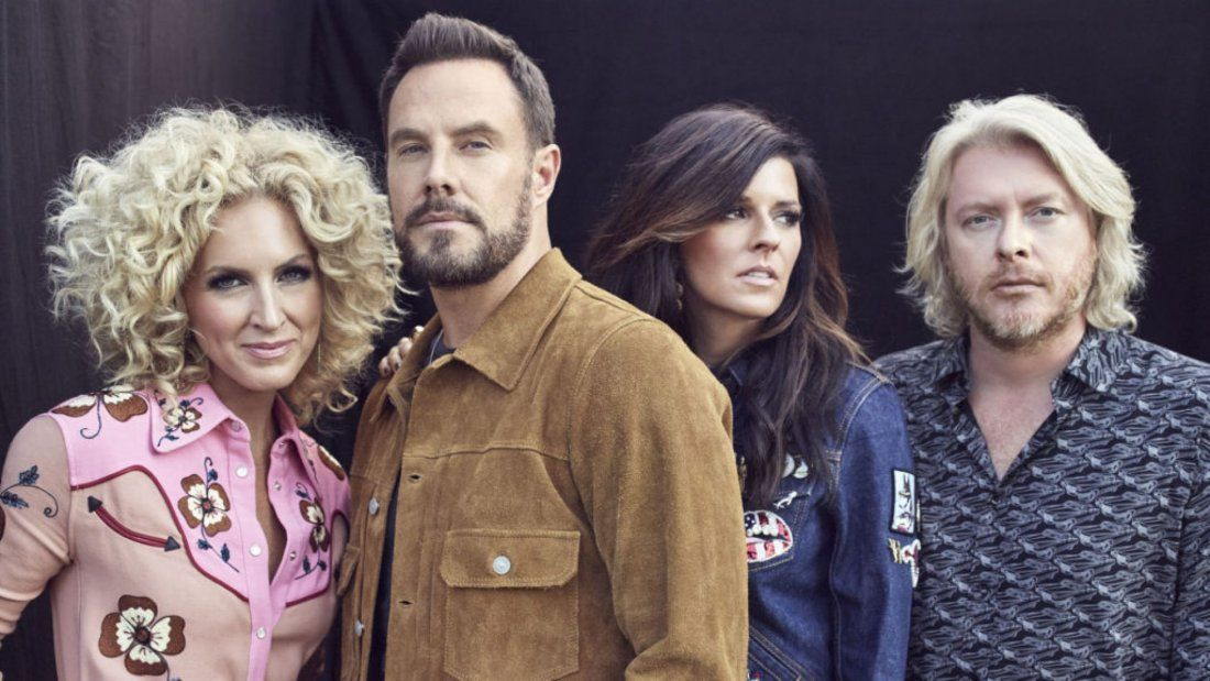 Little Big Town at Apollo Theater  New York NY