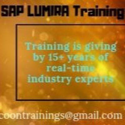 SAP Lumira Training  SAP Lumira Online Training-TT