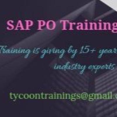 SAP PO Training  Best SAP PI Process Orchestration Online Training