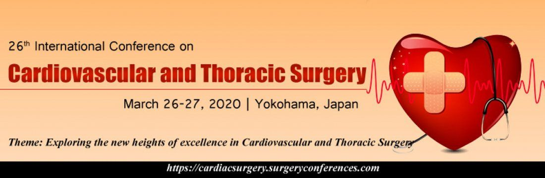 26th International Conference on Cardiovascular and Thoracic Surgery