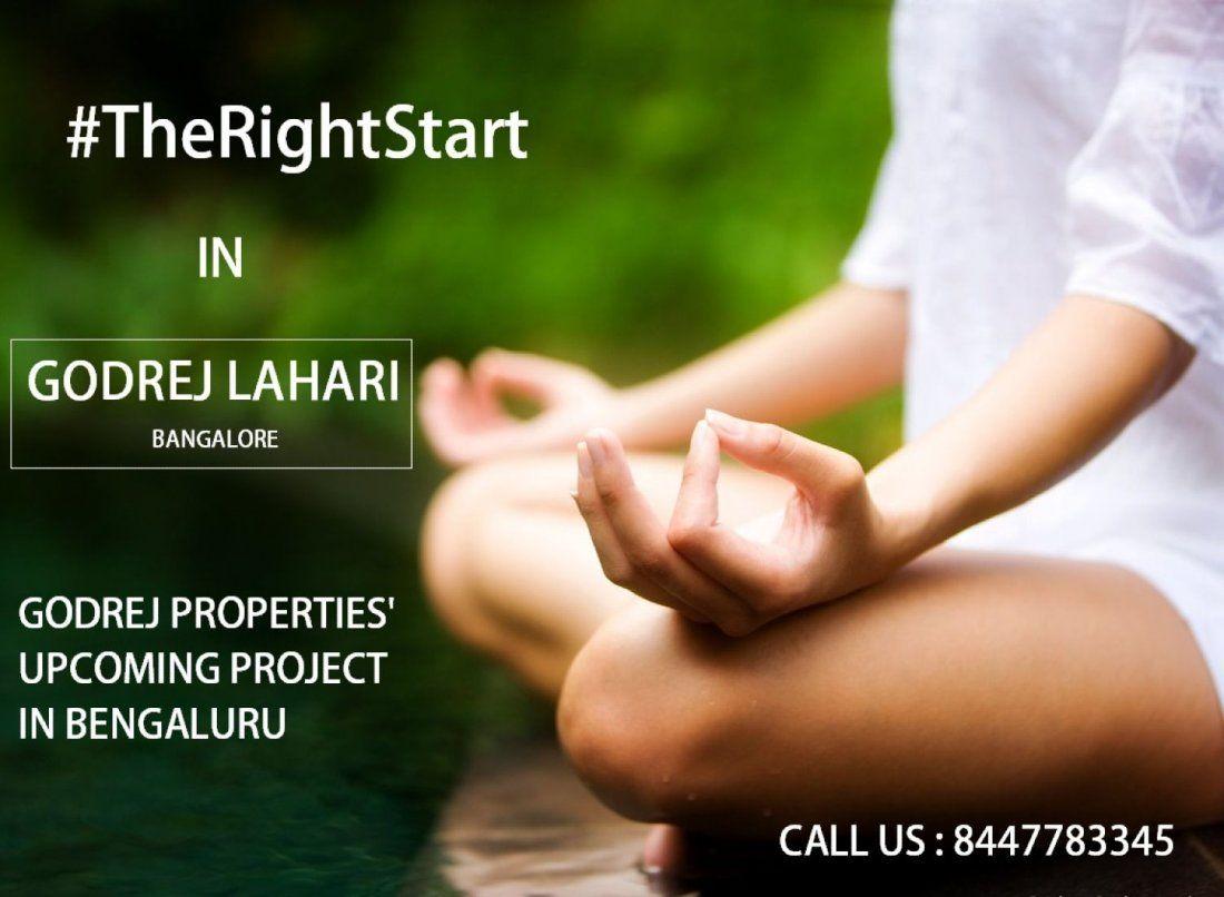 Godrej Properties Upcoming Project -  Godrej Lahari Bangalore  www.godrejgroup.in