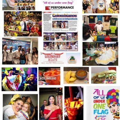 Festival Independencia De Colombia en Atlanta 2020