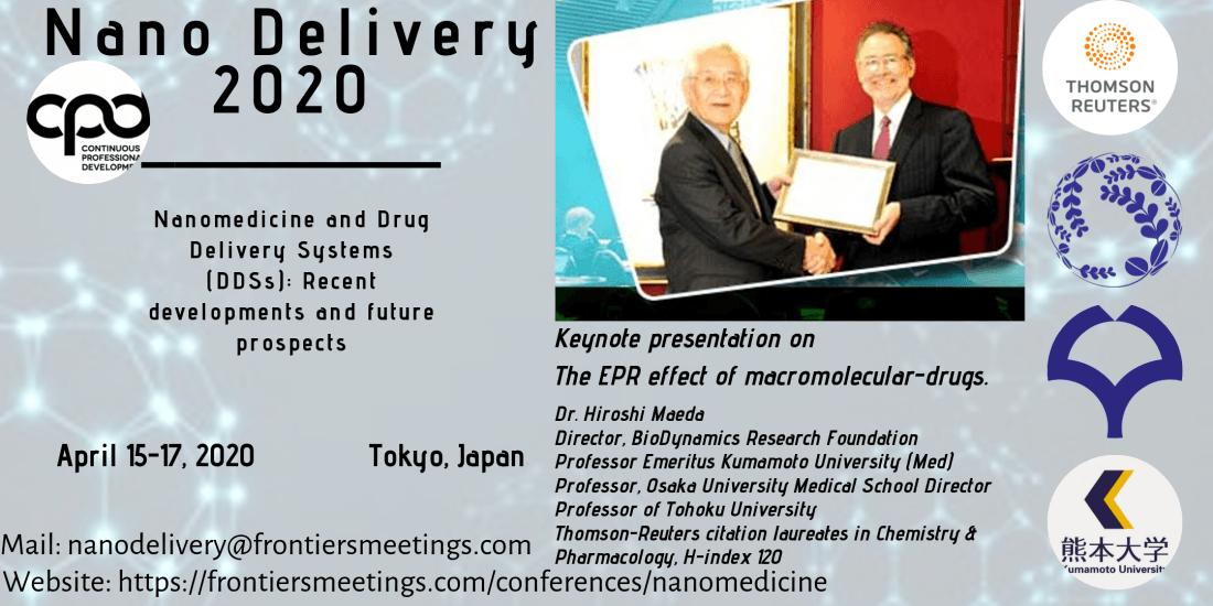 Nanomedicine and Drug Delivery 2020
