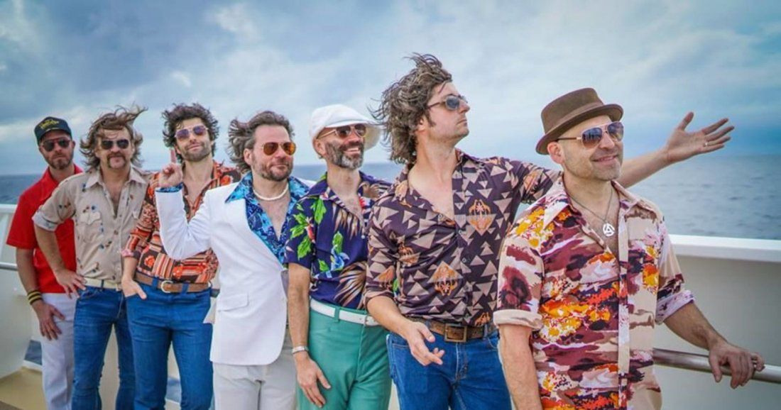 Yacht Rock Revue at The Observatory San Diego CA
