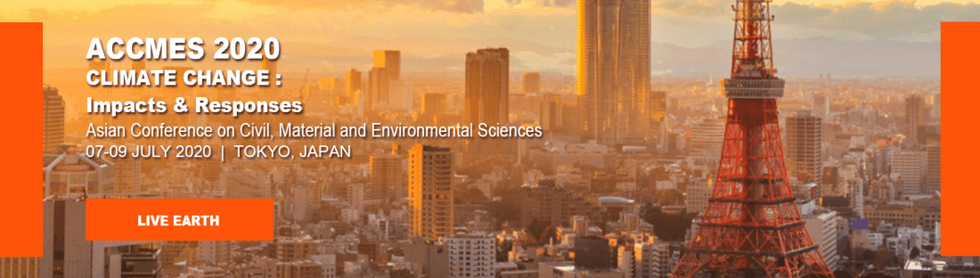 6th Asian Conference on Civil Material and Environmental Sciences