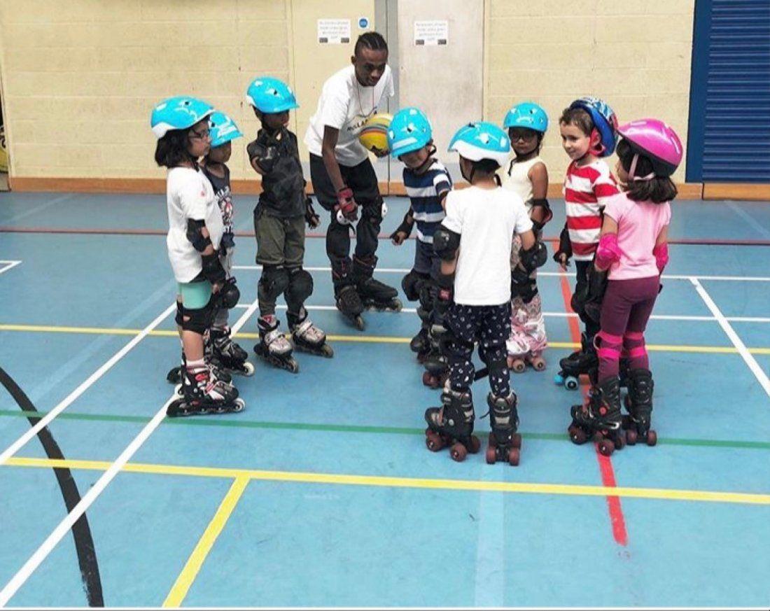 Harrow Roller Skating Club 2019- 1630 - 1730