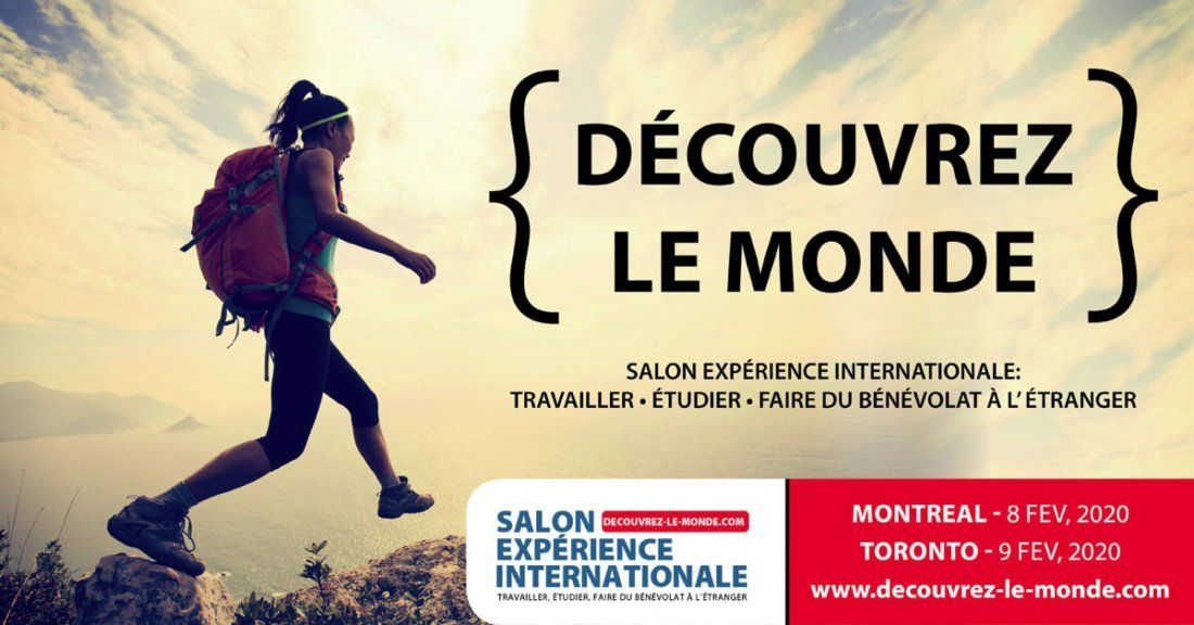 Salon Exprience Internationale  Go Global Expo