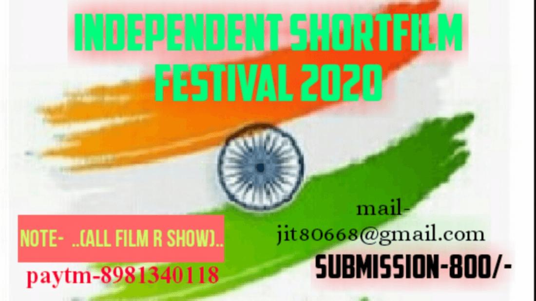 INDEPENDENT SHORTFILM FESTIVAL 2020