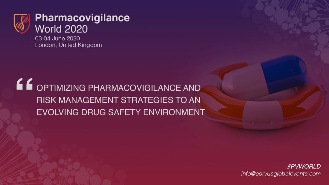 Pharmacovigilance World 2020