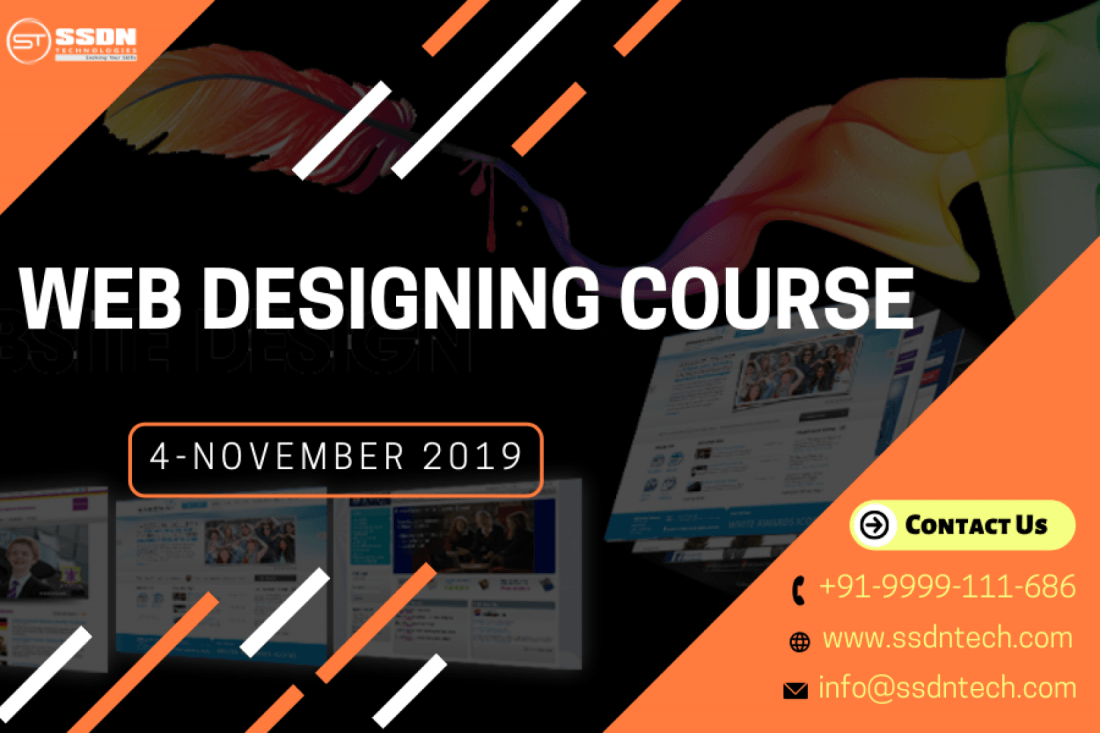 Learn Web Designing Course in Gurgaon (Paid Training)