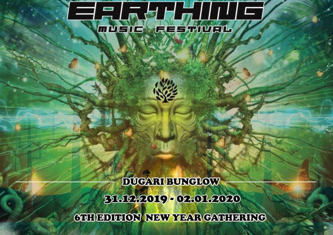 Earthing Music Festival 2019-2020