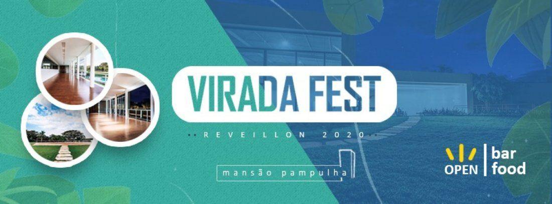 REVEILLON VIRADA FEST- MANSO PAMPULHA 2020