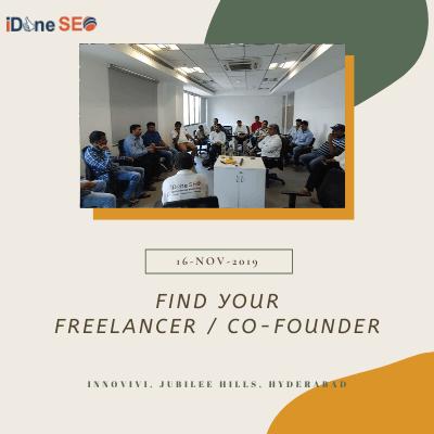 Find A Freelancer  Co-founder