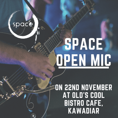 SPACE OPEN MIC