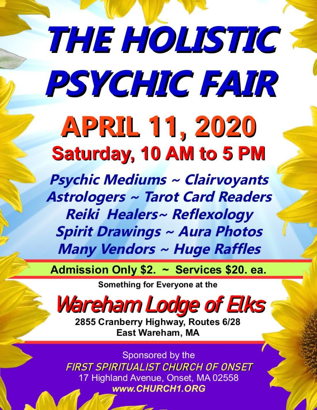 Phoenix Psychic Fair 2020.Psychic Fair Events In The City Top Upcoming Events For