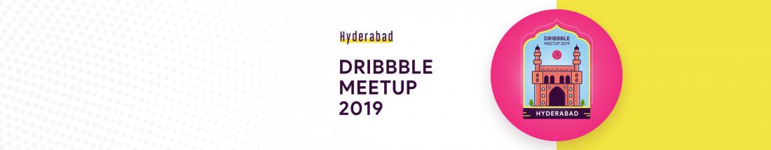 Hyderabad Dribbble Meetup