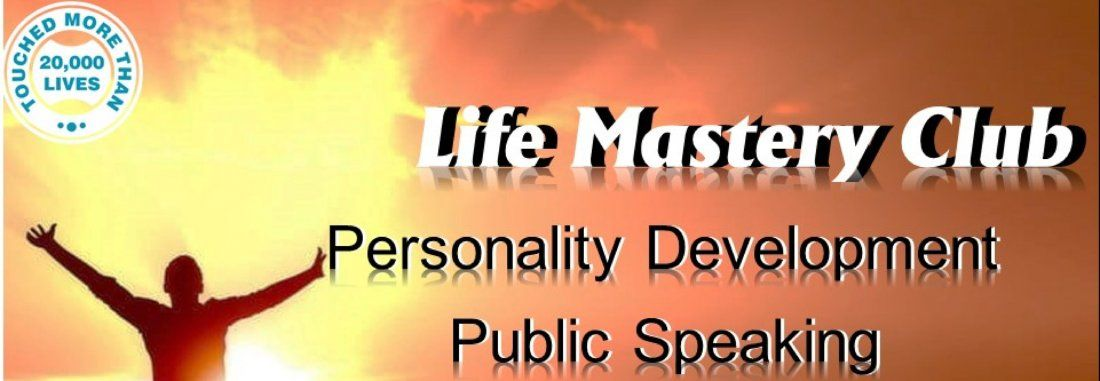 Design Your Personality and Public Speaking