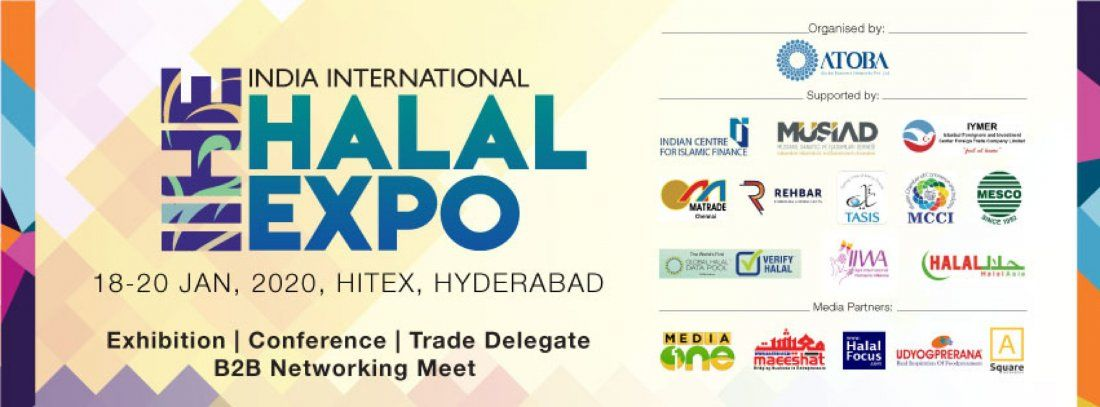 Image result for Hyderabad to host 1st edition of India international Halal expo