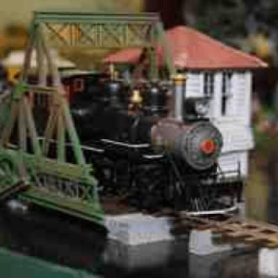 66th BUCKEYE MODEL TRAIN SHOW AND SALE.
