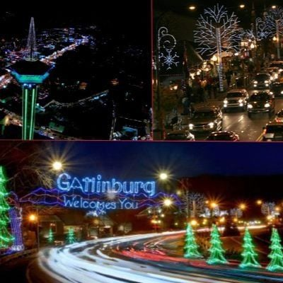 Gatlinburg Trolley Ride of Lights 99 per couple Discount Coupon