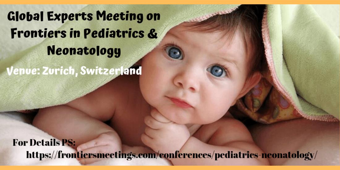 Pediatrics 2020 Conference