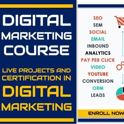 Digital Marketing [Crash Course and Certification]