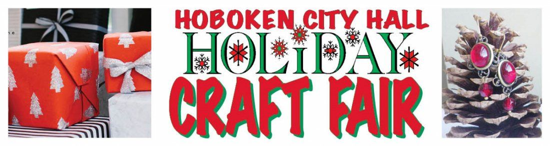 Hoboken City Hall Holiday Craft Fair