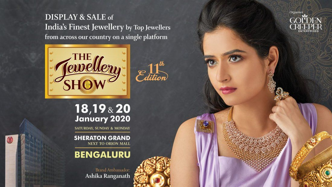 The Jewellery ShowBengalure-2020