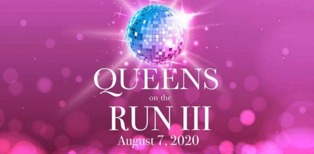 Queens on the Run III  Colors of Pride