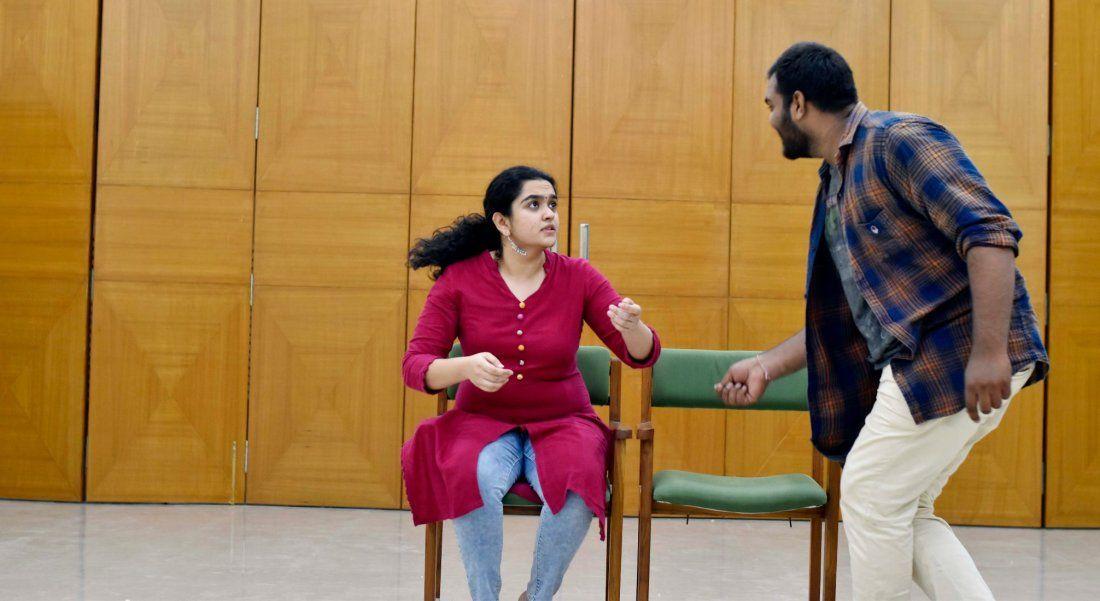 Acting Workshop by Abhinay Banker