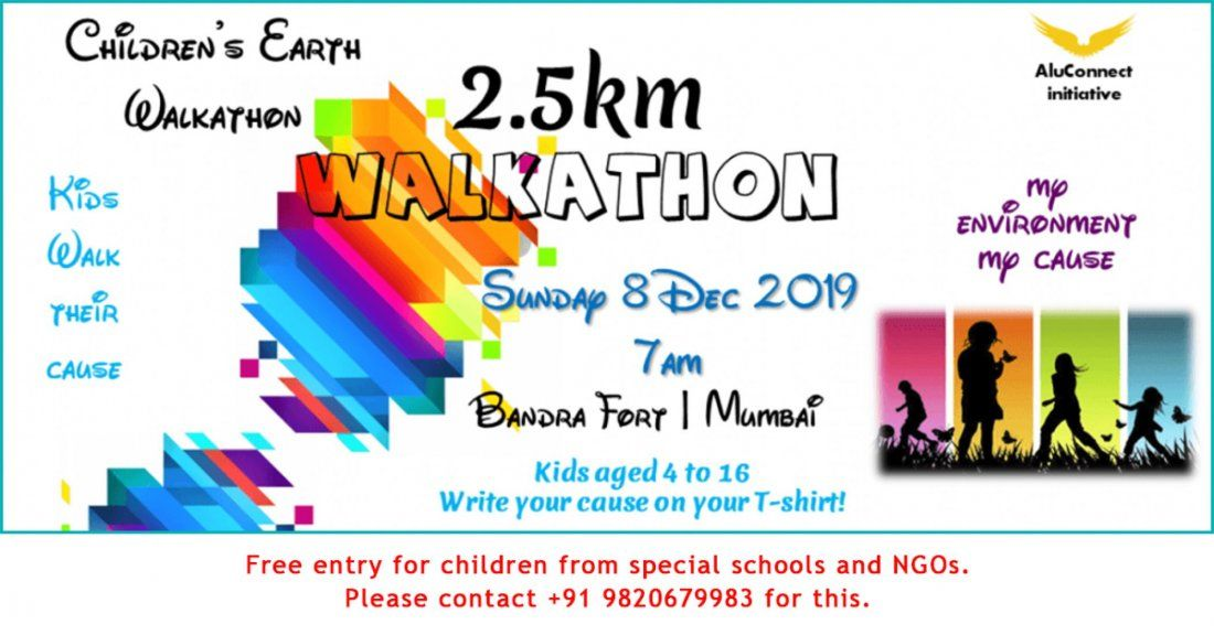 Childrens Earth Walkathon