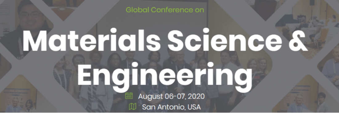 Global Conference on Materials Science & Engineering