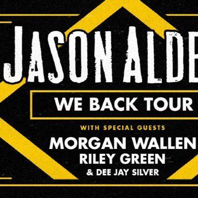 Jason Aldean 299 per couple (includes stay) Discount Coupon OrlandoFL