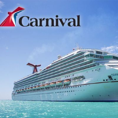 4-Night Carnival Cruise  Orlando Resort Stay 999 per couple Multiple Dates Discount Coupon