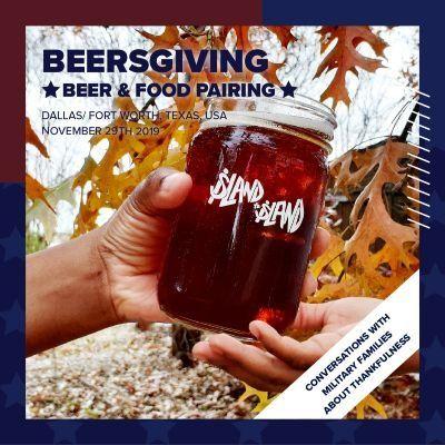 Beersgiving Food and Beer Pairing