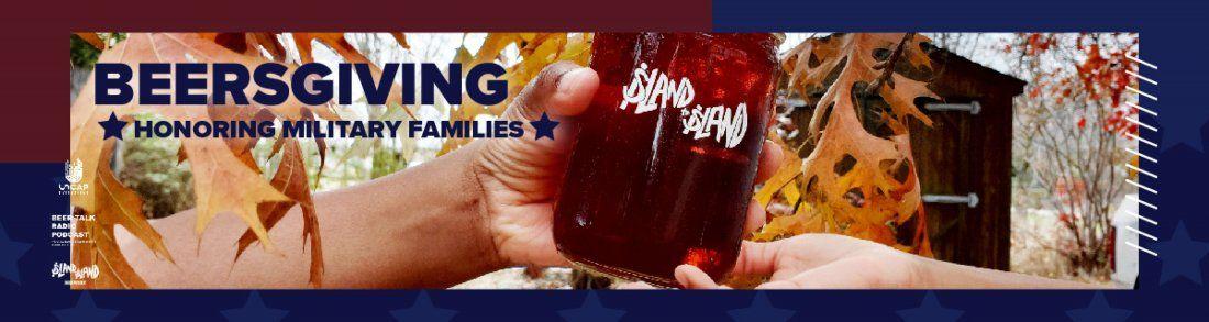 Beersgiving Honoring Military Families