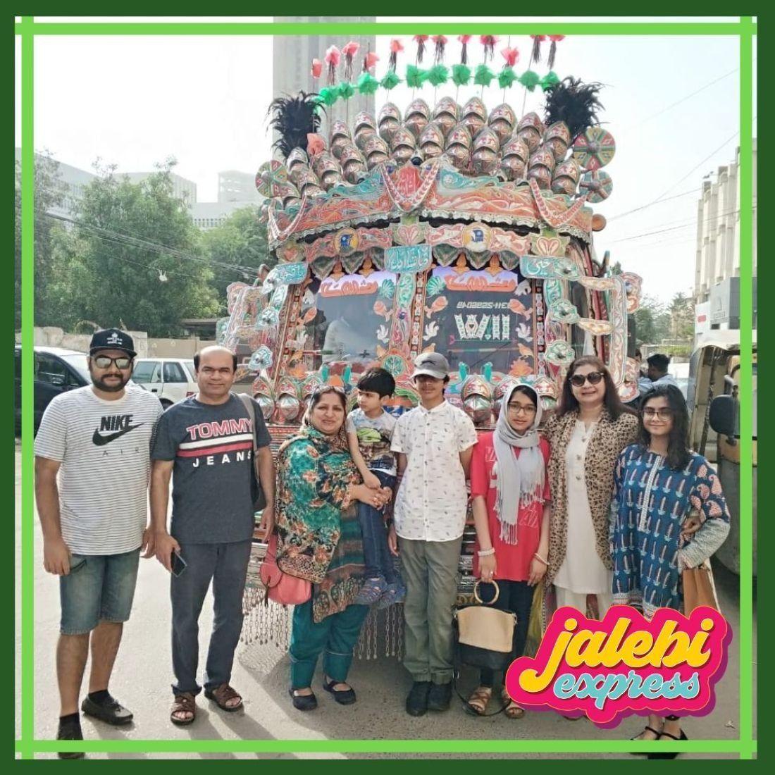 Karachi City Bus Tour